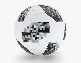 2018 World Cup Ball Generic 3D