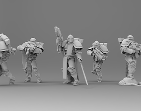 3D printable model Knight of Roma - Veterans with 2