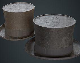 3D model Top Hat 1B