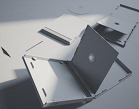 Disc Case 3D model