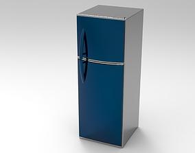 Refrigerator 4 3D print model
