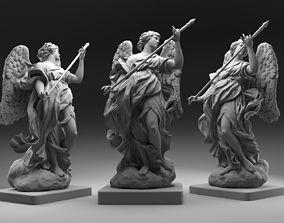 3D printable model Angel Statue