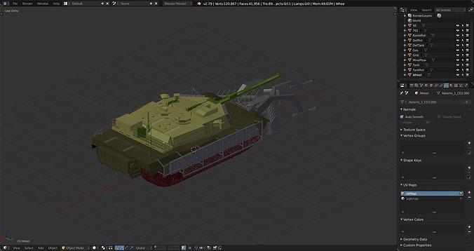 tank-abrams-mineplow-extra-defense-green