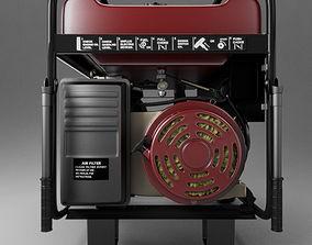 3D PowerHorse Generator
