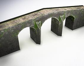 3D asset Old Sligachan Bridge