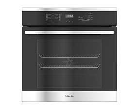 3D Built-in oven H2561B by Miele
