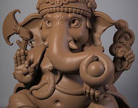 ganesha Ganesha 3D printable model