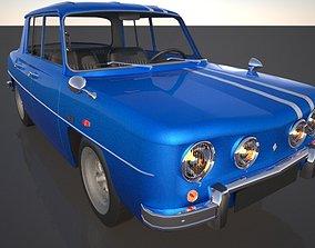 Renault 8s Gordini 3D