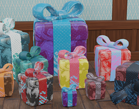 3D model realtime Gifts