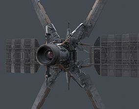 3D scifi-model529