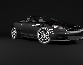 Aston Martin DBS V12 3D