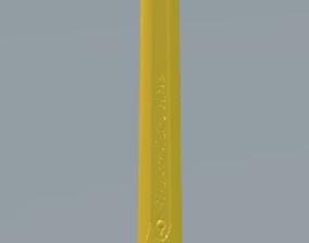 3D print model Caliburn Golden Sword of the Victorious