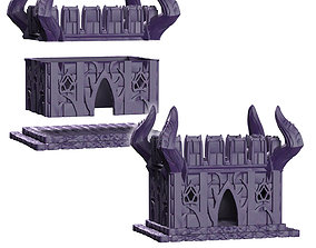 3D printable model Chaos outpost
