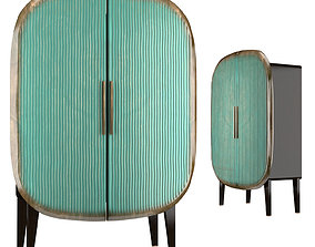 Scarab Armoire by Patrick Naggar bug 3D
