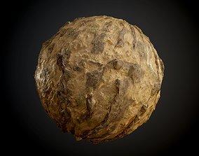 Desert Sand Stone Rock Ground Seamless PBR 3D