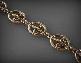 Chain Link 87 3D print model
