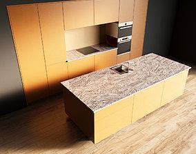 3D model 30-Kitchen6 matte 3
