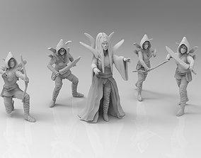 3D print model Dark Witch Bundle