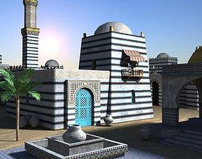 Sultan Palace 3D model