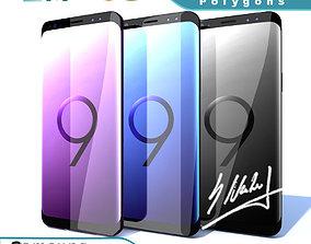 Samsung Galaxy S9 Plus 3D