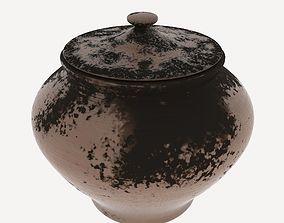 Clay Pot var 4 3D model