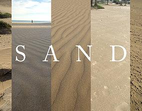 SAND pack 3D