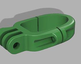 Canyon S27 Seat Post Go Pro mount 3D print model