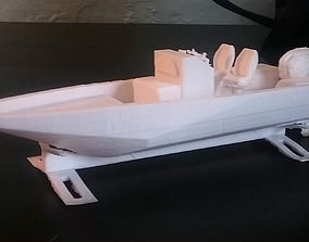 3D printable model Sea Pro 170 2005 Boat