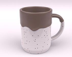 3D model Drip Mug