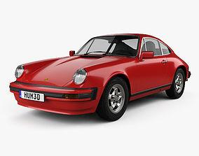 Porsche 911 SC Coupe 1978 3D model