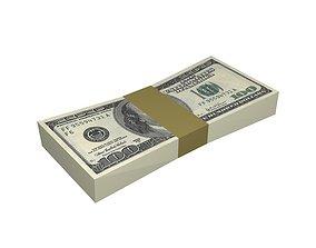 3D asset Money