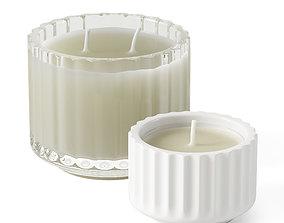 Candles 02 3D