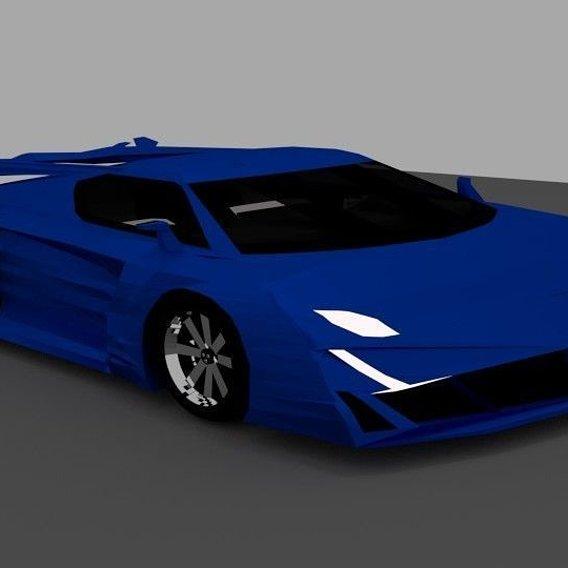 Supercar X2 Concept