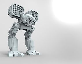 3D print model Mech battletech Catapult