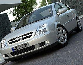 3D Opel Vectra 2003