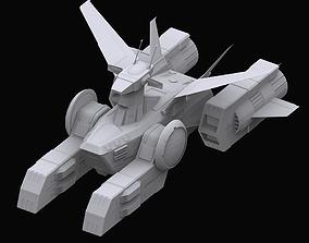 Gundam EF Whitebase model military