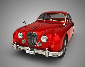 Jaguar MK2 3D