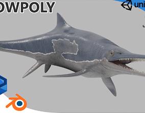 3D model Ichthyosaurs