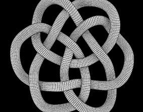 3D model abok 2360 knot