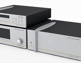 appliance 40 AM77 3D model