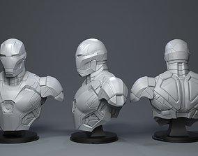 Iron Man 3D printable model