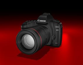 Canon EOS 5D Mark II 3D model