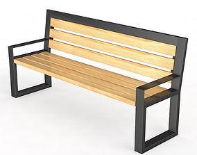 Bench - 07 3D