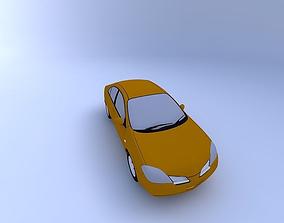 2001 Nissan Primera 3D