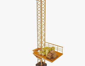 Lifting Machine 3D