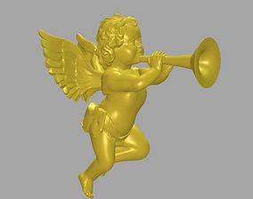 Little angel 3D print model