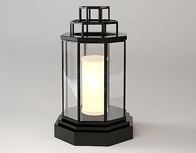 TABLE LAMP MONTICELLO Eichholtz 3D