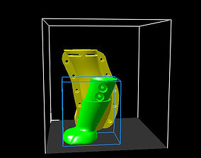 other Prosthetic for big dogs 3D print model