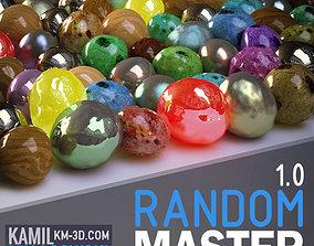 3D Random Master script