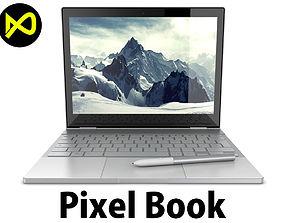 Google Pixel Book 3D model